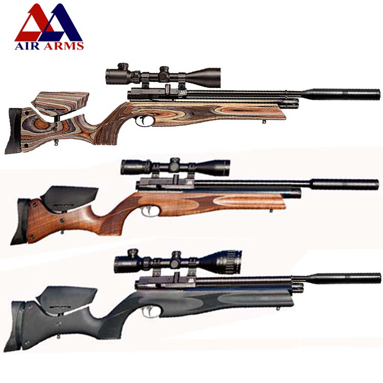 Air Arms S510 Ultimate Sporter Precharged Air Rifle With Two Mags Bagnall And Kirkwood