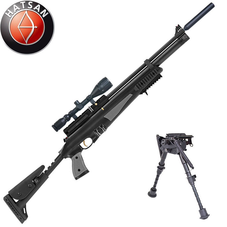 Hatsan AT44-10 Tactical Kit PCP Air Rifle