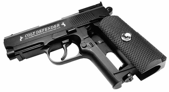 Umarex Colt Defender Bb Co2 Air Pistol Bagnall And Kirkwood