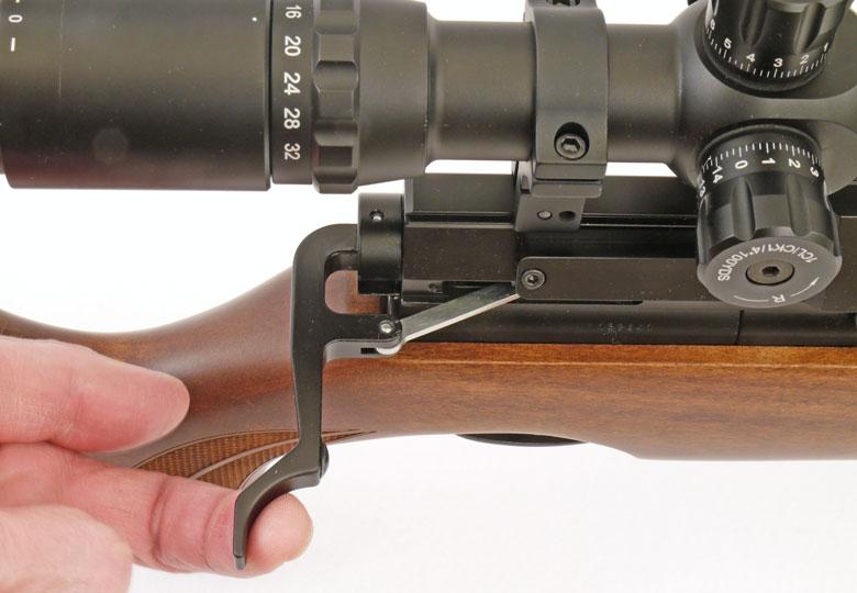 Air Arms S510 Carbine Rifle Pcp Air Rifle Bagnall And