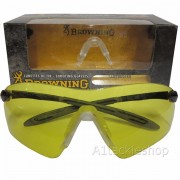 Browning Claybuster Glasses Yellow