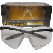 Brownming Claybuster Glasses Clear