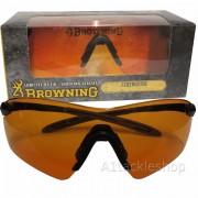Brwoning Claybuster Glasses Orange