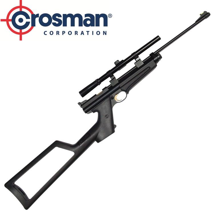 Crosman 2250 Ratcatcher CO2 Air Rifle