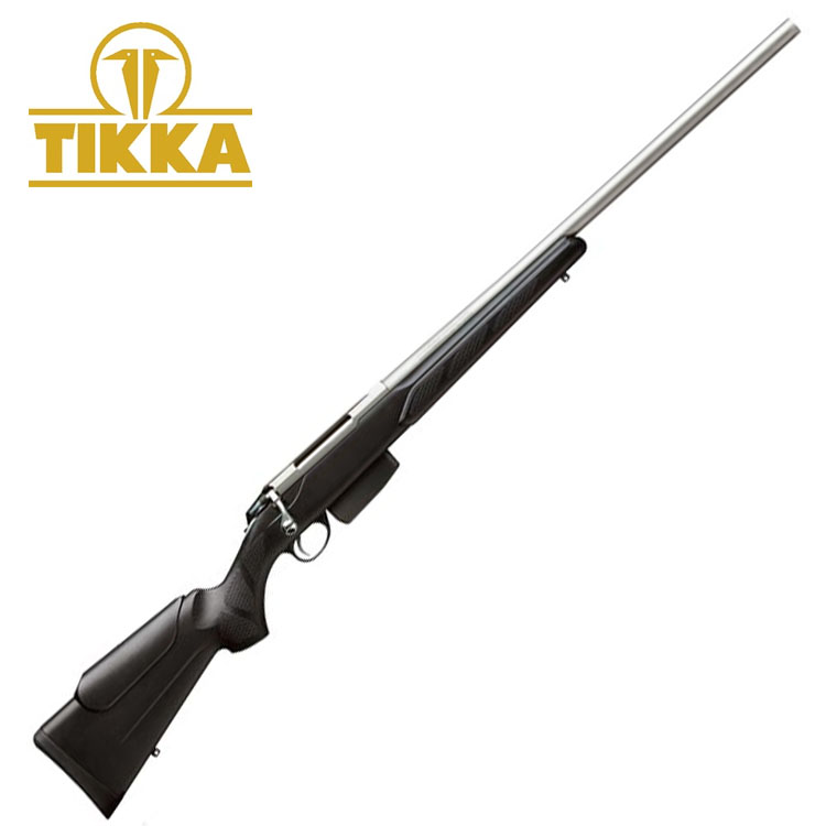 tikka t3 stainless steel varmint bolt rifle bagnall and kirkwood