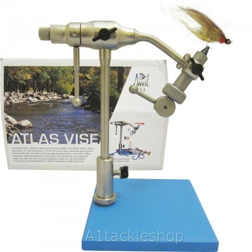 Anvil Atlas Fly Tying Vice