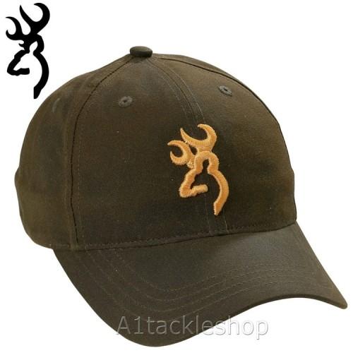 Browning Brown Wax Cap