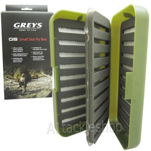 Greys GS Small Slot Fly Box