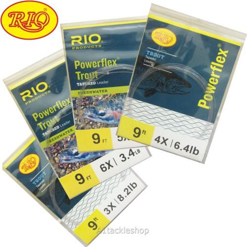 Rio Powerflex Leaders