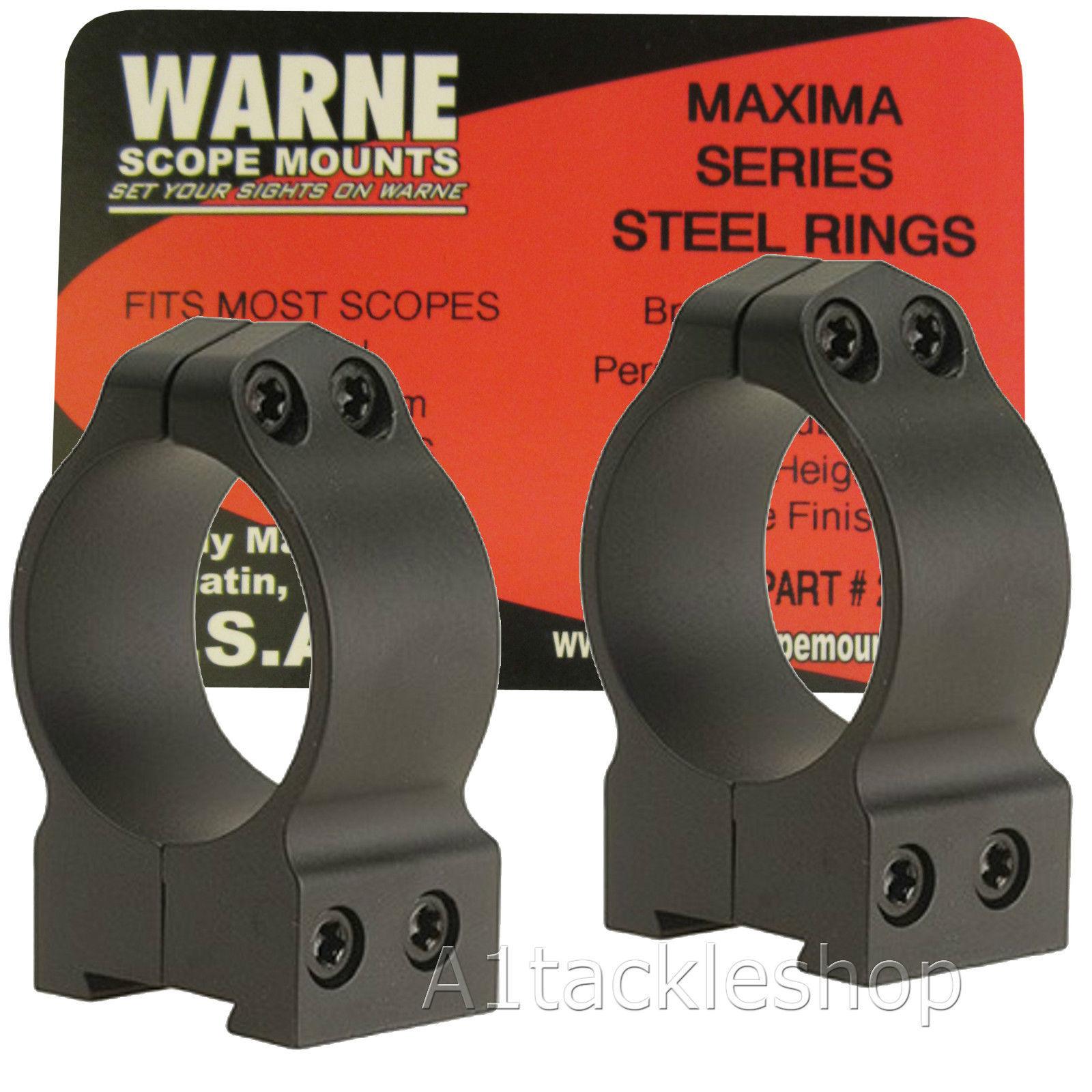 Warne Rings Contact
