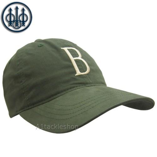 Beretta Big B Cap In Olive Green