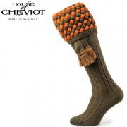 House of Cheviot Angus Sock Bracken