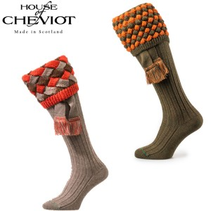 House of Cheviot Angus Sock Collection