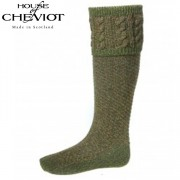 House of Cheviot Socks Reiver Scotspine