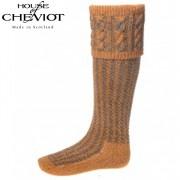 House of Cheviot Socks Reiver Wildbroom