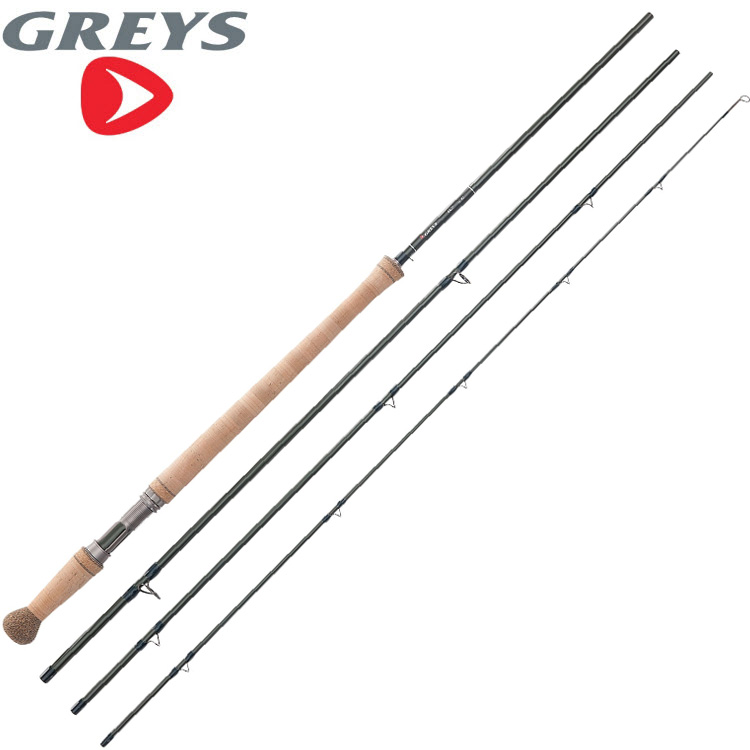 Greys GR70 Double Hand Salmon Fly Rods