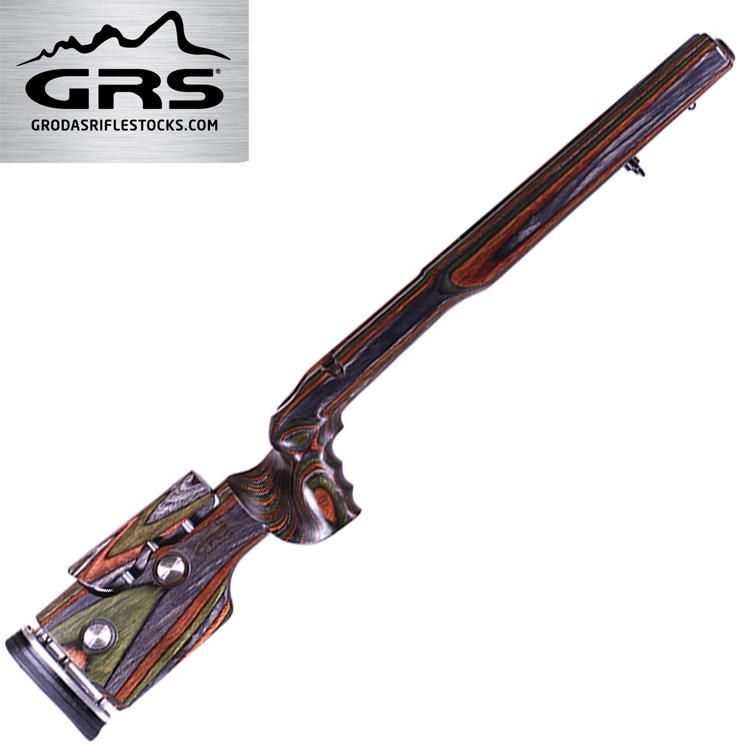 GRS Rifle Stocks - Bagnall and Kirkwood