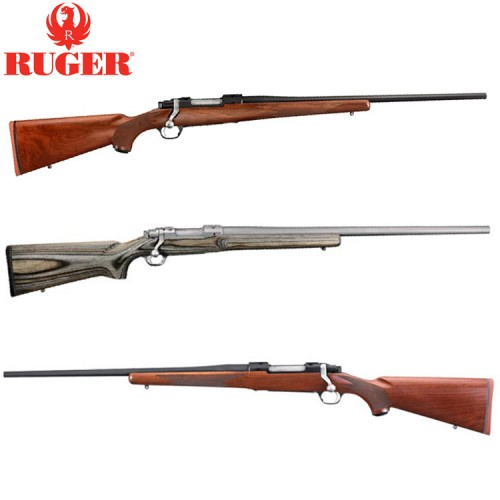 Ruger Hawkeye Rifle Collection