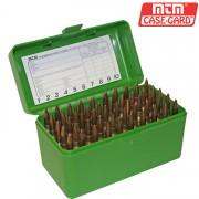 MTM RM 50 Ammo Box with Ammo