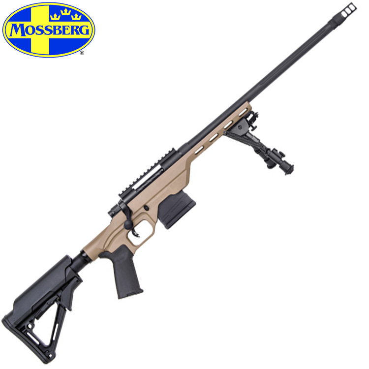 Mossberg MVP LC Light Chassis Bolt Action Rifle - Bagnall
