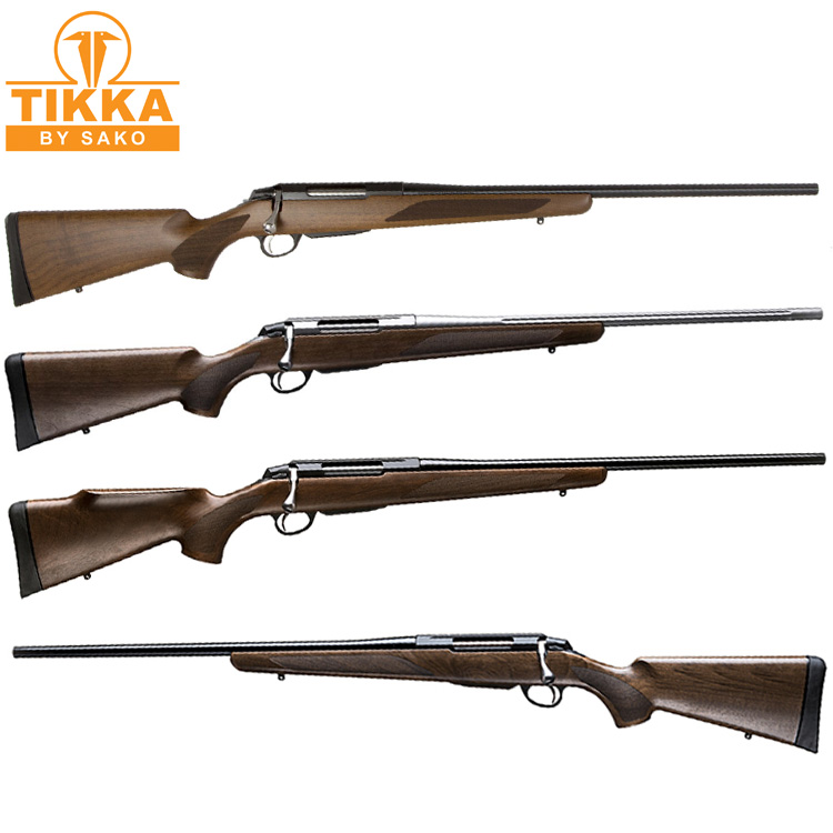 Tikka T3x Hunter Bolt Action Rifles - Bagnall and Kirkwood