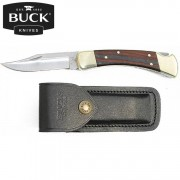 Buck 110 with Pouch