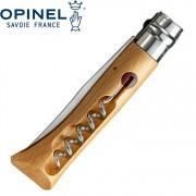 Opinel No 10 Corcsrew Knife Folded