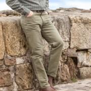Hoggs Of Fife Moleskin Trouser