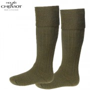 House of Cheviot Scarba Bracken Socks