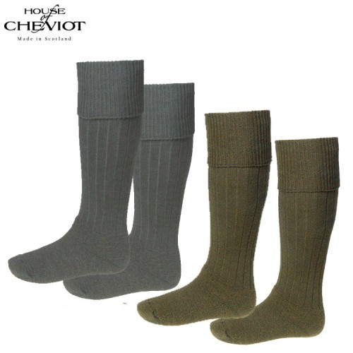 House of Cheviot Scarba Sock  Collection