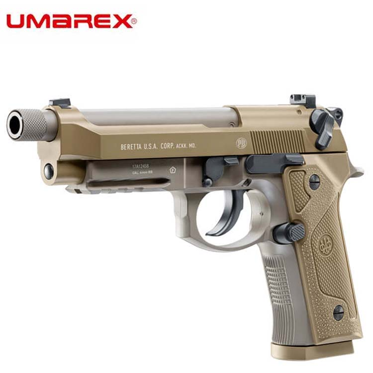Beretta M9 A3 Metal Blowback  177 BB C02 Air Pistol
