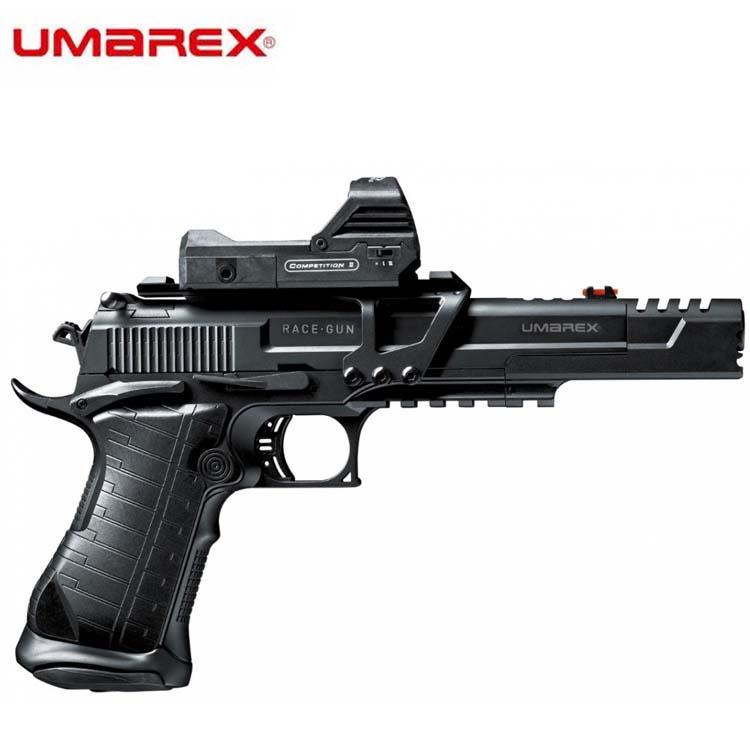 Umarex UX Race Gun C02 BB (177) Air Pistol