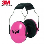 Peltor Kid Ear Muffs Pink