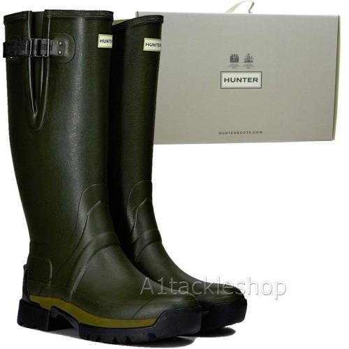Hunter Balmoral Neoprene Boots