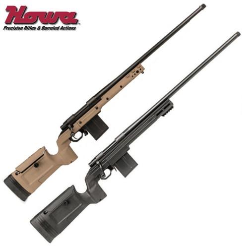 Howa KRG Bravo Rifles