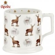 Spode Glen Lodge Deer Mug