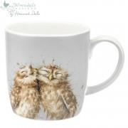Wrendale Large Owl Mug