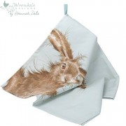 Wrendale T Towel Bad Hare Day