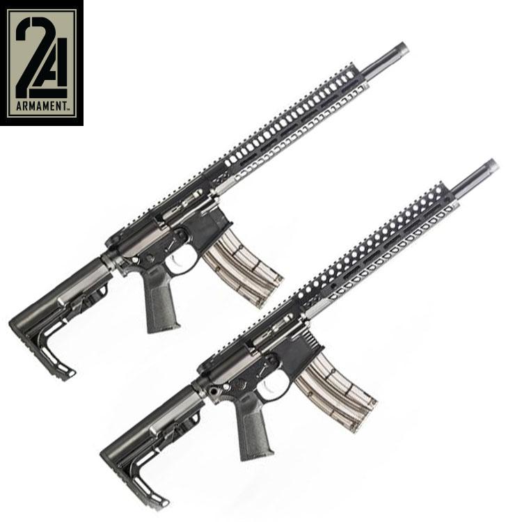 A2 Armaments AR  22lr Rifle
