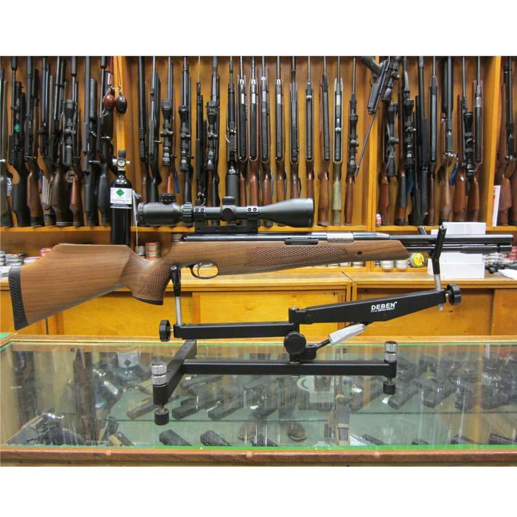 Used Air Arms TX200 HC Hunter Carbine  22 Walnut Spring Air Rifle u/s 709
